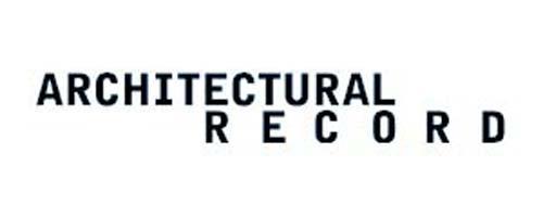 Architectural Record logo, link to webpage dedicated to Degli Esposti Architetti