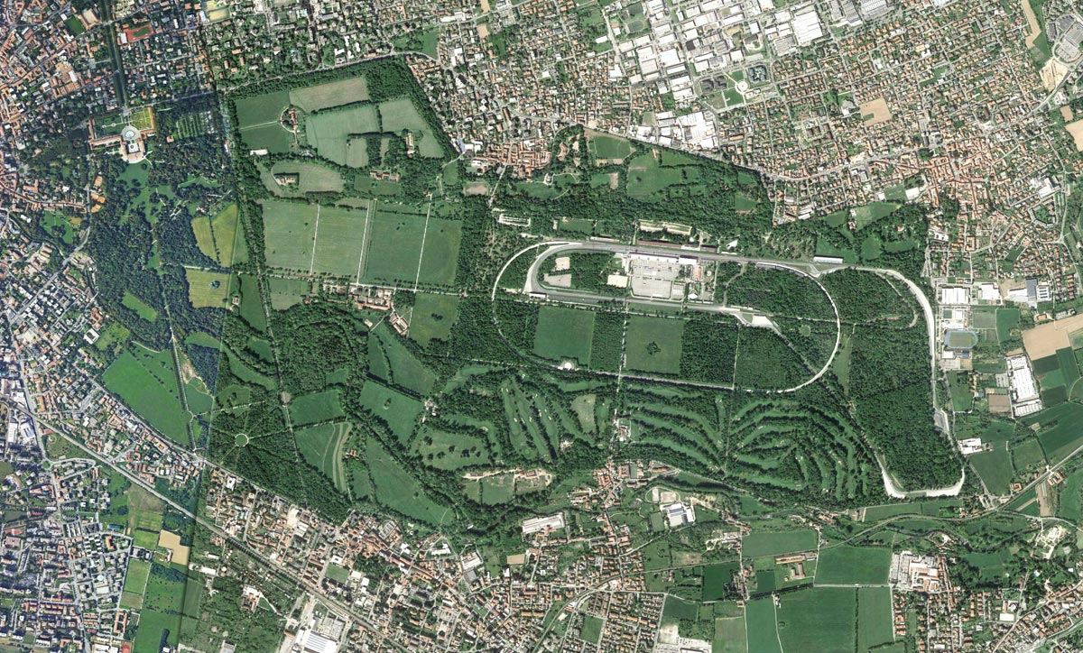 Monza Satellite