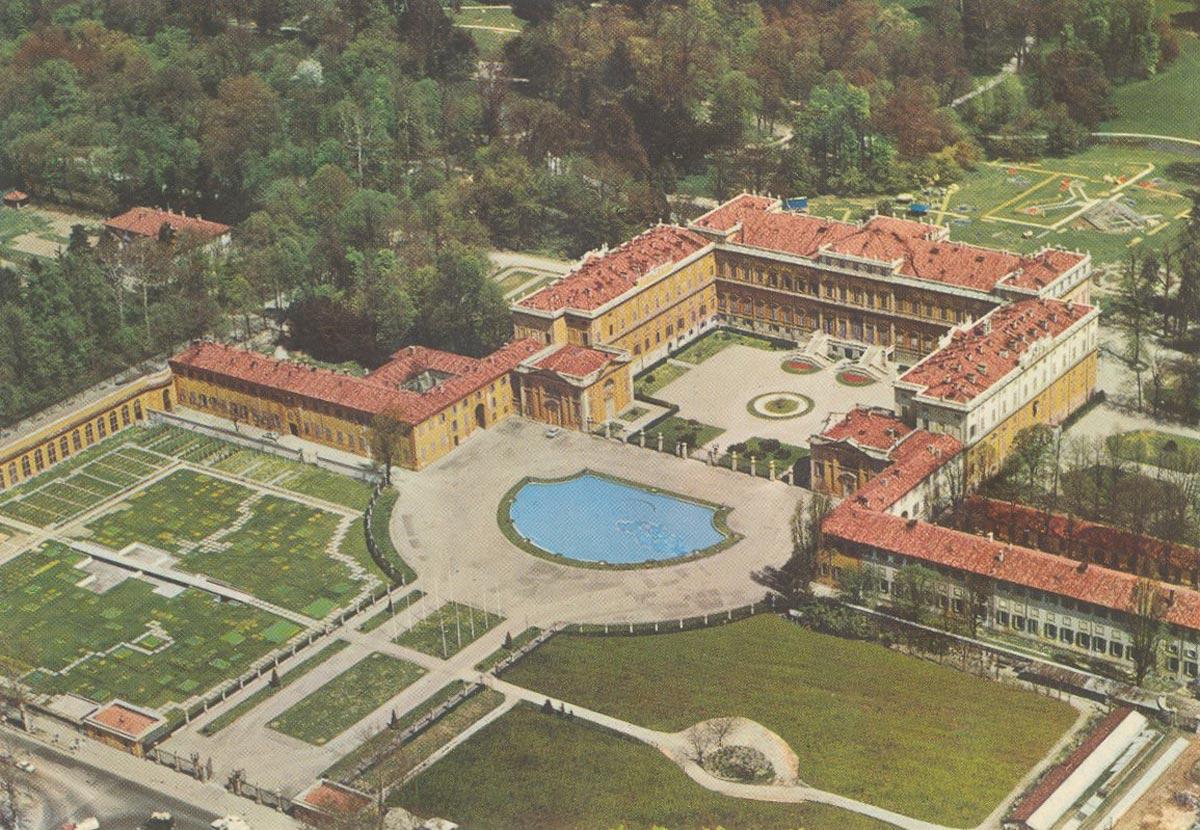 Monza Villa